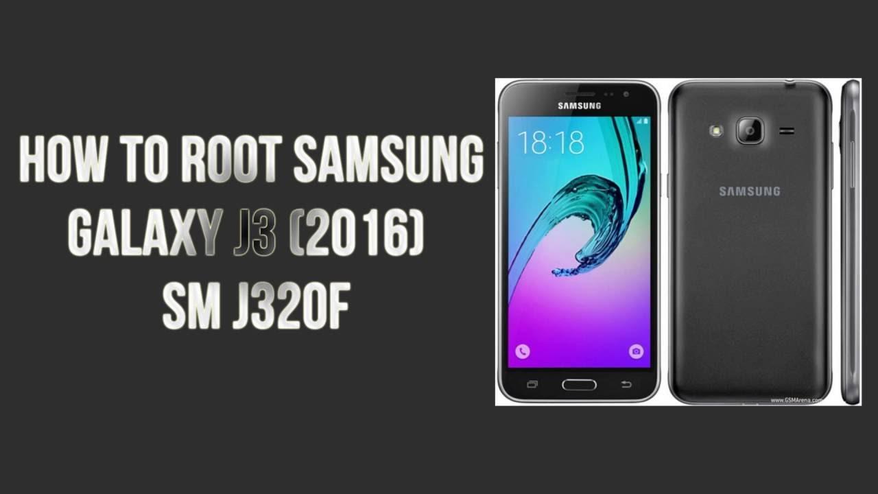 apk root samsung j3 2016