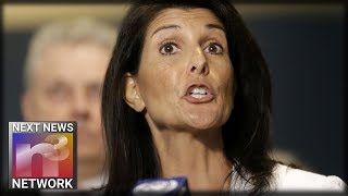 Nikki Haley BREAKS HER SILENCE After New York Times