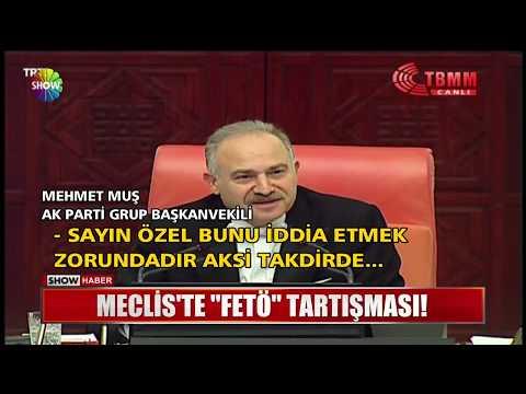 Meclis'te FETÖ Tartışması!
