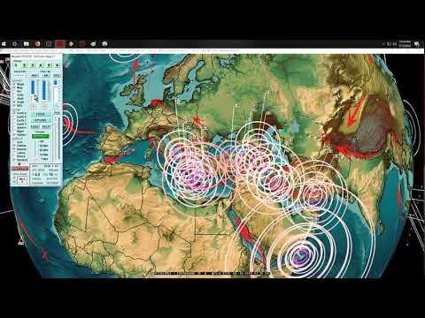 7/15/2018 -- Global Earthquake Forecast -- Expecting STEP UP - Alaska, USA West Coast + MAJOR UNREST