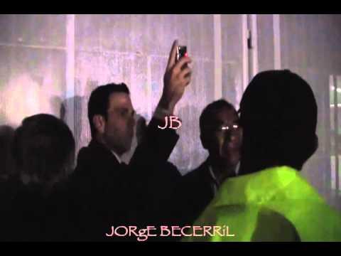 LLEGADA DE CARLOS LORET A TERCER GRADO, AMLO INVITADO. JORGE BECERRIL.