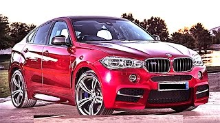 2016, 2017 BMW X6 Luxury SUV Video Review -  Powerful engines, comfortable ride, top quality