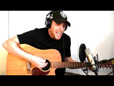 NF - Lie Acoustic Cover Music Video Live
