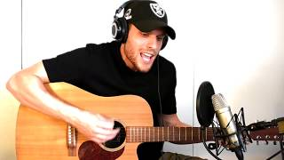 NF - Lie Acoustic Cover Music Video Live Video