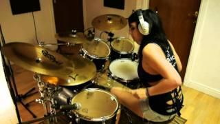 Ellie Brown - Drumming Showcase