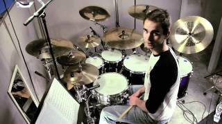 Drum Lesson - Jeff Porcaro on Rosanna - Shuffle Groove Breakdown Additional Tips by Nick Molenda