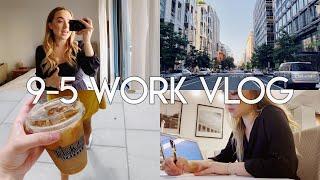 WORK WEEK IN MY LIFE | opening up, job updates, summer days