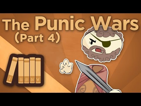 Rome: The Punic Wars - IV: The Conclusion of the Second Punic War - Extra History