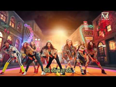 I Got A Boy SNSD Girls Generation ENGLISH Misheard Lyrics