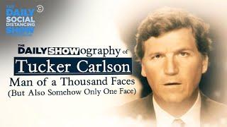 Download lagu Who Is Tucker Carlson? | The Daily Social Distancing Show