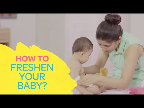 How To Freshen Your Baby? | Best For Baby