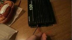 Audiovox 130w amp