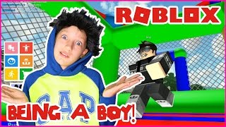 How Its Like to be a BOY /  Boys & Girls Dance Club(I'm a real boy in Boys & Girls Dance Club. Let's play Roblox :) I'm GamerGirl and ronaldOMG's channel is: ▻ https://www.youtube.com/c/ronaldOMG., 2017-02-26T14:00:01.000Z)