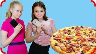 Алло, пицца! Прикольные истории из жизни