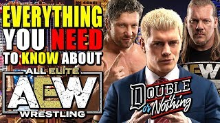 Everything You Need To Know About AEW Before Double Or Nothing (Full Roster, News & Future)