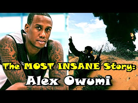 The MOST INSANE Basketball Player Story: Alex Owumi