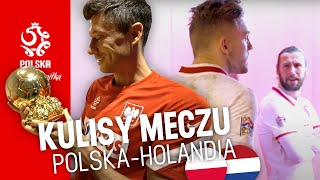 WIĘCEJ SŁYCHAĆ. Kulisy meczu Polska – Holandia (1:2)