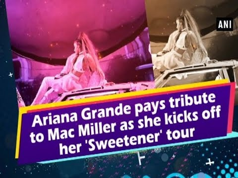 How Ariana Grande Paid Tribute to Mac Miller After the 2020 Grammys