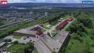 AeroVideoNK Аэросъемка Новокузнецк