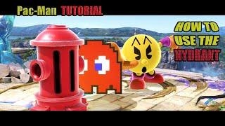 Super Smash Bros Ultimate Pac-Man Hydrant Tutorial Mix ups & more  (Beginner)
