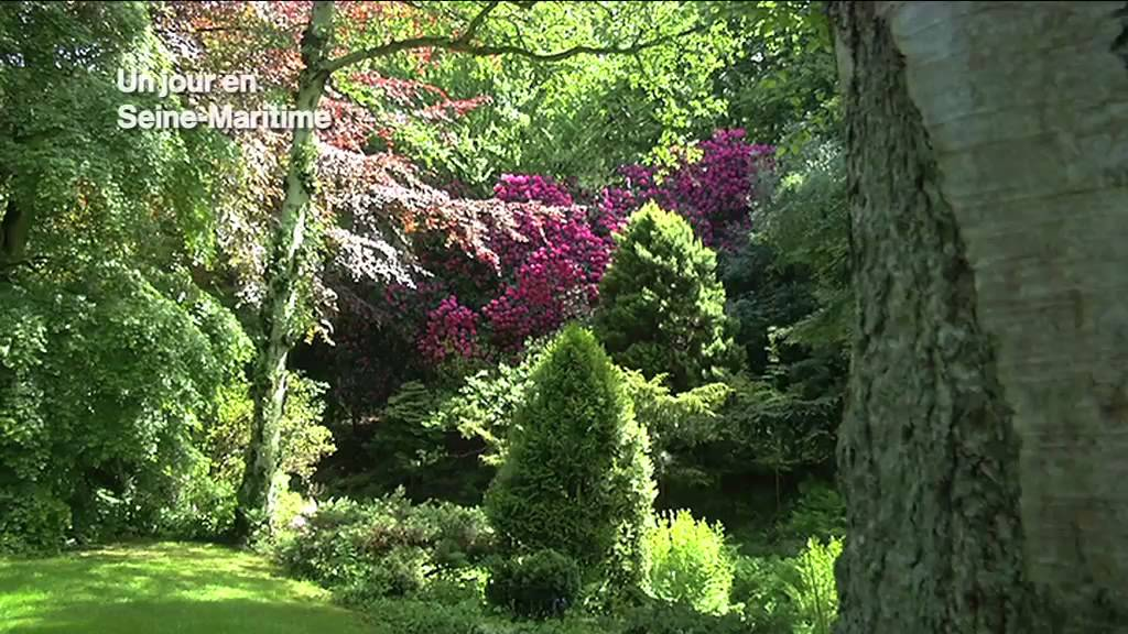 Jardins secrets le vasterival youtube for Jardin secret des hansen