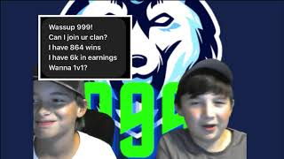 How YOU can get in to The 999 Clan! -First video!
