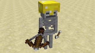 Can Skeletons Use Crossbows in Minecraft?