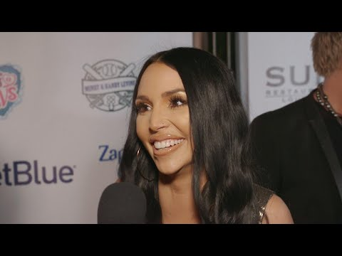 who is scheana dating adam