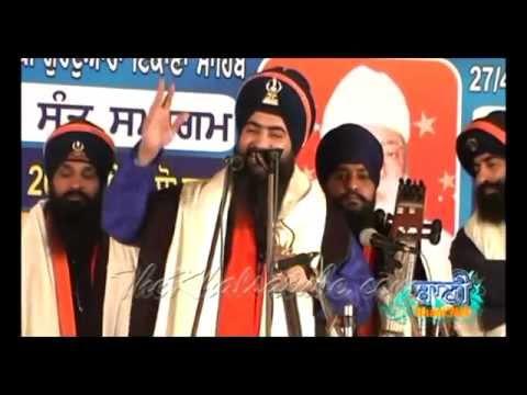 Singhan Di Kirpan  Tarsem Singh Moranwali Dhadhi Jatha at New Delhi.mp4
