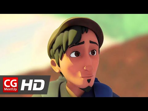 "CGI Animated Short Film ""The Artist And The Kid Short Film"" by Sasank, Deepak , Charlot brun"