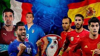 FIFA 16 | EURO BATTLE ИТАЛИЯ - ИСПАНИЯ