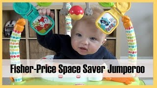 Bg Review: Fisher Price Space Saver Jumperoo For Baby