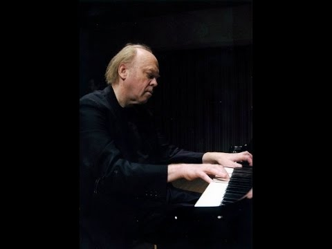 Bach English Suite no. 5 in E minor BWV 810 Valery Afanassiev live ca. 1990