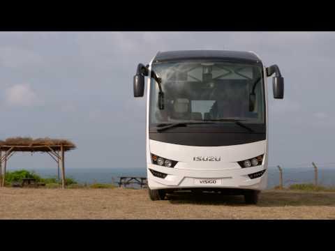 ISUZU VISIGO Euro 6 - Turistický Autobus Pro 39 Osob