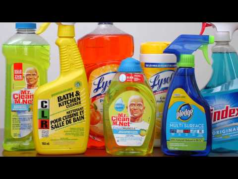The Dirty Truth About Toxic Cleaning Products