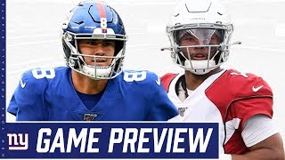 Giants vs. Cardinals Week 7 Preview: Film Analysis, Shurmur & Janoris Jenkins Speak & MORE