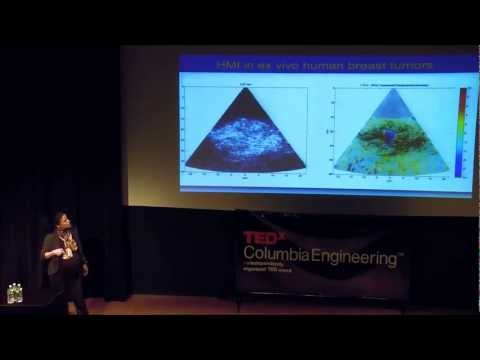 Going Beyond the Traditional Applications of Ultrasound: Elisa Konofagou at TEDxColumbiaEngineering