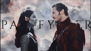 Gamora and Peter | Pacify her