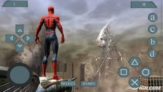 How to download spider-man web of shadow in android