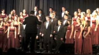 Sure on this Shining Night (Barber) - Lenape Concert Choir