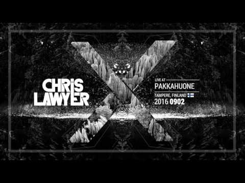 Chris Lawyer live at Pakkahuone (2016.09.02.)