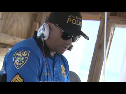 Officers staying close to spring break party as DJs