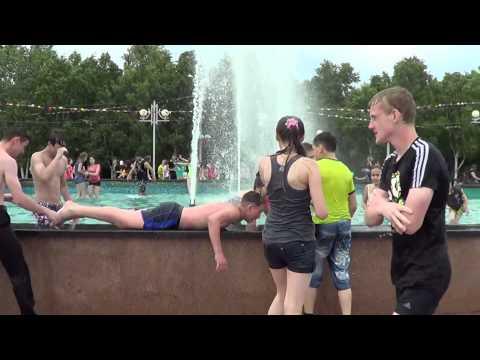 Video by Me Alex Pokshivanoff #ВоднаяБитва2014 #WaterBattle #KomsomolskOnAmur