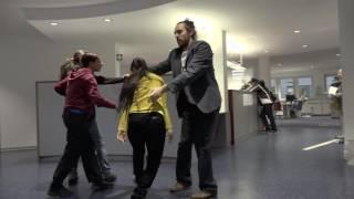 Lebe Liebe Deine Stadt   Performance   Dance Poetry