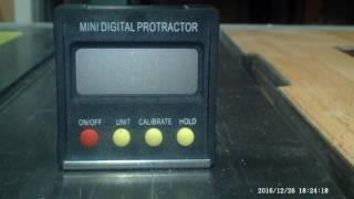 Цифровой уклономер MINI DIGITAL(, 2016-12-27T08:56:33.000Z)