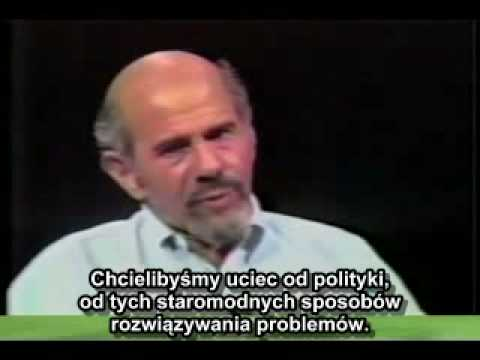 Jacque Fresco in Larry King Interview 1974 - napisy PL