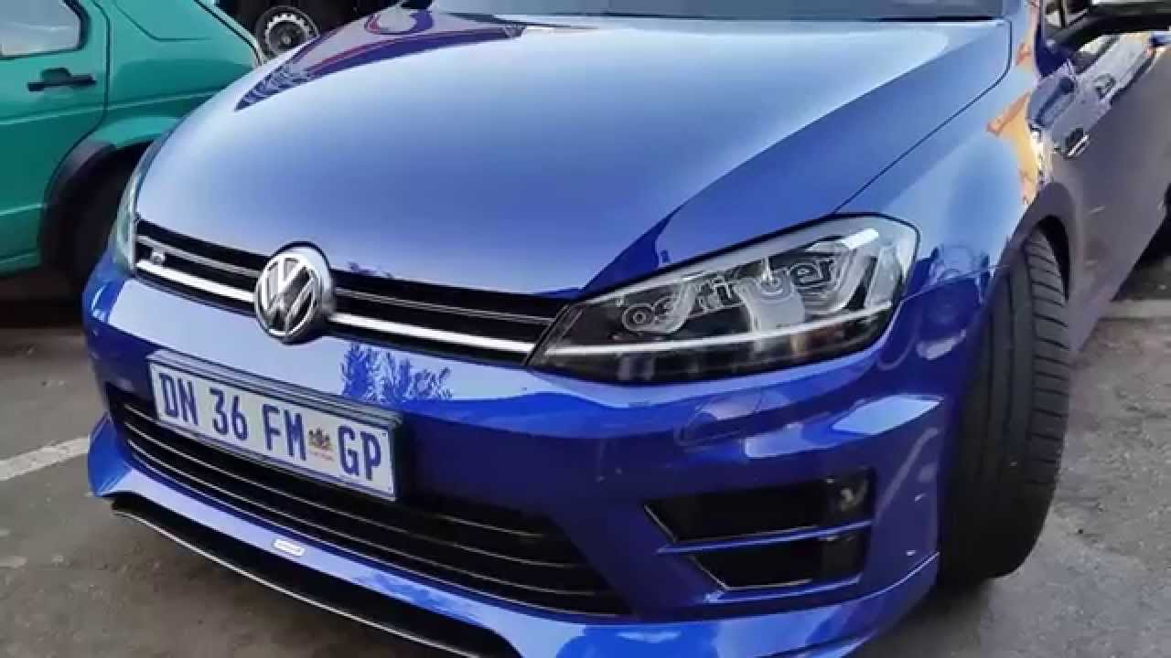 vw golf 7r oettinger youtube. Black Bedroom Furniture Sets. Home Design Ideas