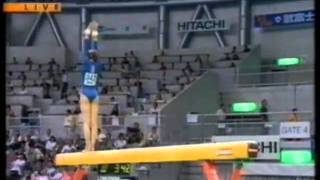 14th T ITA Elisa Lamperti BB   1995 World Gymnastics Championships 9 175