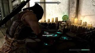 Skyrim how to enchant/rename items