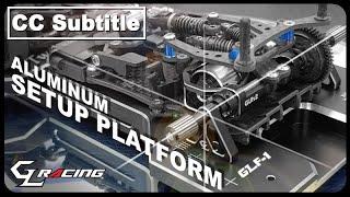 100 GL RACING ALUMINUM SETUP PLATFORM & TOOLS ( CC Subtitle )